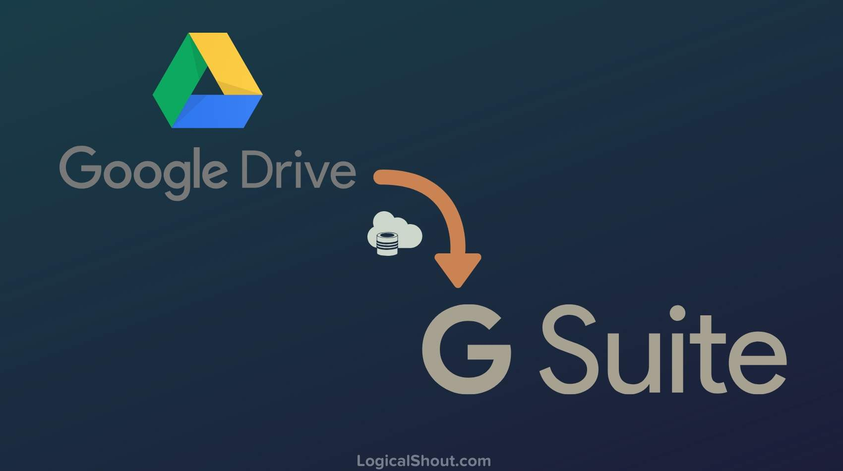 Google Drive to G Suite