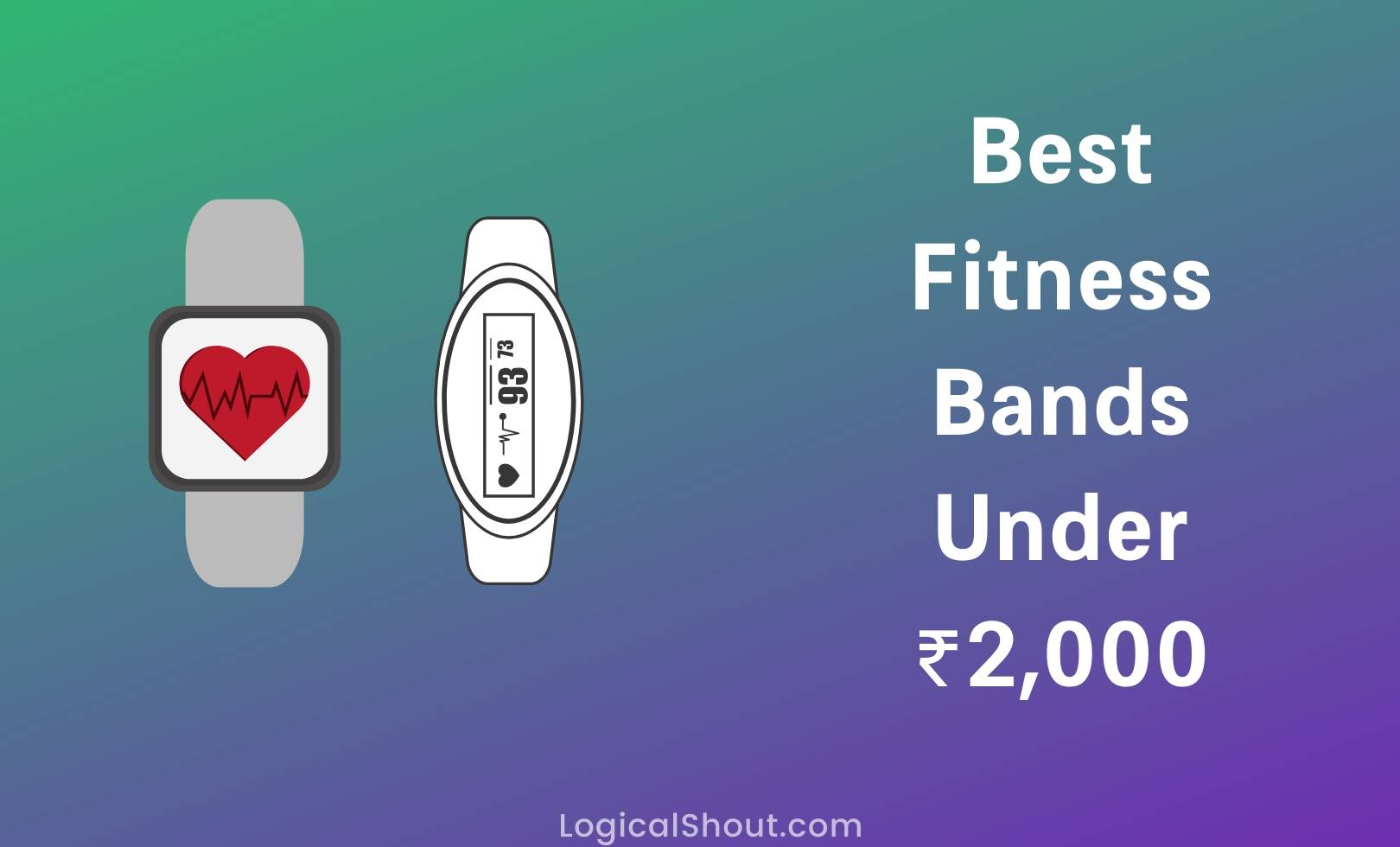 Best Fitness Bands Under 2000