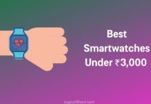 Best Smartwatches Under Rs.3000