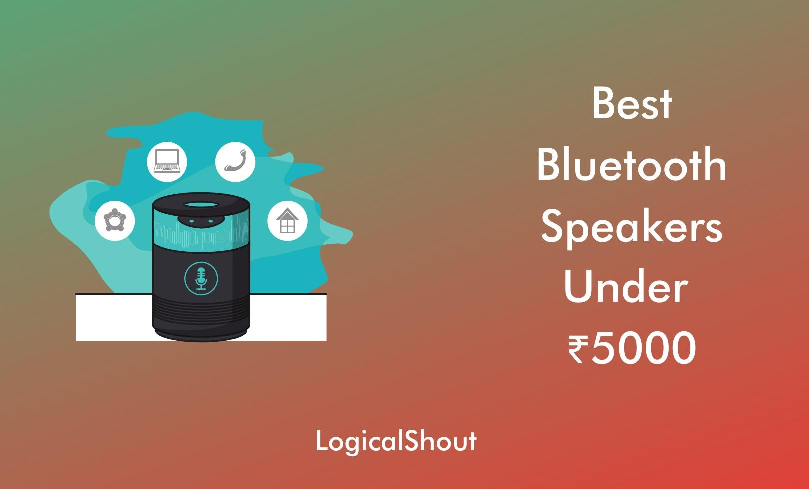 Best Bluetooth Speakers Under 5000