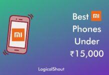 Best Mi Phones Under 15000