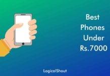 best phones under 7000