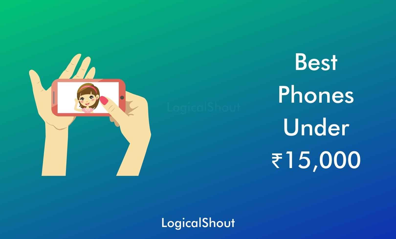 best phones under 15000 Banner