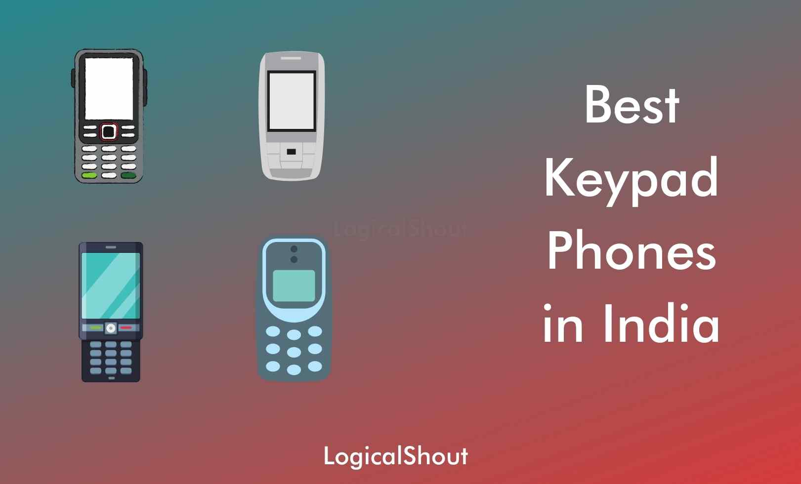 Best Keypad Phones in India