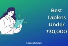 Best Tablets Under 30000