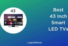 Best 43 inch Smart TVs