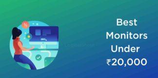 Best Monitors Under 20000