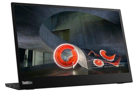Lenovo ThinkVision M14 Portable Monitor