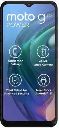 MOTOROLA G10 Power Smartphone under 10000