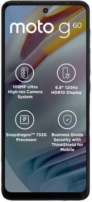 MOTOROLA G60 Smartphone Under 20000
